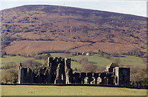 SO2827 : Llanthony Priory by Chris Andrews