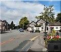 SJ8488 : Northenden Road by Gerald England