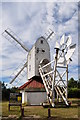 TM4659 : Thorpeness Post Mill by Ashley Dace