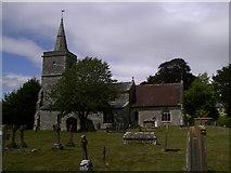 SU1449 : Fittleton Church by Chris Cursley