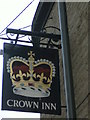 SK0393 : The Crown Inn Glossop by Ian S