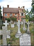 TM3389 : The Catholic church of St Edmund, Bungay - the presbytery by Evelyn Simak