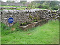 NY9723 : Robinson Well and Spring, Mickleton by Les Hull