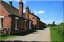 SK6644 : Bulcote Farm by David Lally