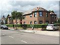 TQ1975 : St Philip's Court, Marksbury Avenue, Richmond by Stephen Craven