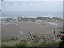 TA0487 : Low tide at South Bay by John S Turner