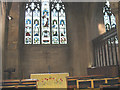 TQ1774 : St Mary Magdalene church: side chapel by Stephen Craven