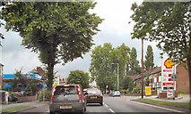 SJ8993 : Reddish Road, South Reddish by David Dixon