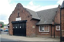 TM3389 : Bungay old fire station by Kevin Hale