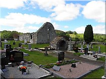 C0913 : Abbey, Stackarnagh by Kenneth  Allen