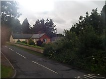 J1326 : Bungalow at the entrance to Aughnagon Road by Eric Jones