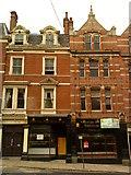 SK5640 : 124-126 Derby Road, Nottingham by Andrew Abbott