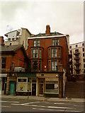 SK5640 : Sandwich shops, Derby Road by Andrew Abbott