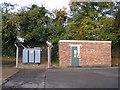 TL4756 : Sub-station by Sandy B
