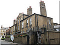 TQ3279 : St Mungo's hostel, Great Guildford Street by Stephen Craven