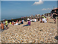 TR1067 : Whitstable beer festival by Stephen Craven
