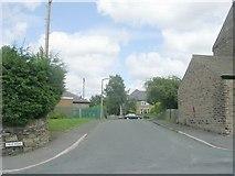 SE1407 : Field Road - Cinder Hills Road by Betty Longbottom