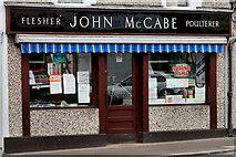 J1586 : Butcher, Antrim by Albert Bridge