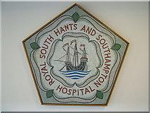 SU4212 : Mosaic, Royal South Hants & Southampton Hospital by Rob Candlish