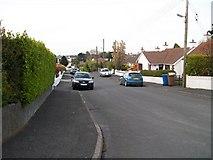 J3630 : Lower section of Slievenabrock Avenue by Eric Jones