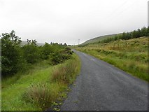 C0306 : Road at Tooslenagh by Kenneth  Allen