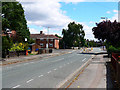 SP5010 : Looking east along Wolsey Road, Oxford by Brian Robert Marshall