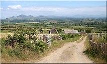 SH3033 : Access road to Tyddyn-yr-haint by Eric Jones