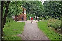 SK1461 : Tissington Trail, Hartington by Stephen McKay