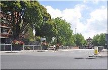 SU6400 : Portsmouth : Cornmill Street by Lewis Clarke