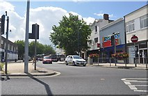 SU6400 : Portsmouth : Commercial Road by Lewis Clarke