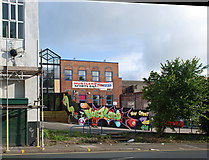 SO9490 : King Street, Dudley by Brian Clift