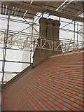 ST5071 : The new roof at Tyntesfield by Carol Walker