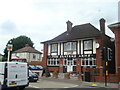 TQ5088 : The Slaters Arms public house, London Road, Romford by Stacey Harris