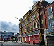 SO9490 : New Street, Dudley by Brian Clift