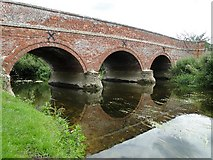 TG1508 : Bridge over the Yare by Adrian S Pye