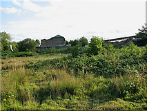TG2407 : Trowse pumping station viewed from the north by Evelyn Simak