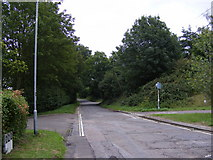 TG1807 : Old Watton Road by Adrian Cable