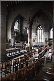 SK3871 : St.Mary & All Saints' church interior by Richard Croft