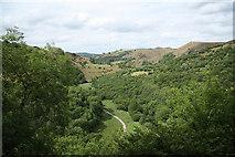 SK0955 : Manifold Valley by Richard Croft