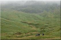 NT1513 : Cairn, Carrifran Glen by Jim Barton