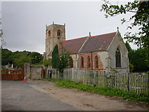 SP3572 : Bubbenhall Church by Ian Rob