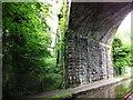 SJ3970 : Detail of Bridge No.132, Shropshire Union Canal by John Brightley
