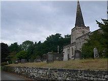 SK1134 : St Cuthbert's Church, Doveridge by Eirian Evans