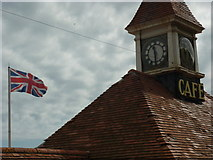 TA0487 : Upside down Union Flags #5 by Ian S