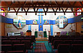 TQ4680 : St Paul's Ecumenical Centre, Thamesmead - East end by John Salmon