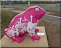 SE9726 : Larkin toad, Melton by Paul Harrop