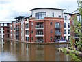 SO8171 : New waterside apartments, Stourport by David Martin