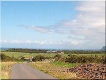 SH2435 : The descent towards Pwllgwd by Eric Jones