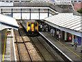 SW8144 : Truro Station by David Dixon