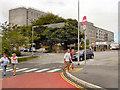 SW7945 : Royal Cornwall Hospital, Treliske by David Dixon